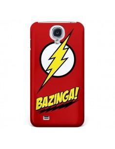 Coque Bazinga Sheldon The Big Bang Theory pour Samsung Galaxy S4 - Jonathan Perez
