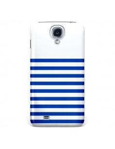 Coque Mariniere Bleu pour Samsung Galaxy S4 - Jonathan Perez