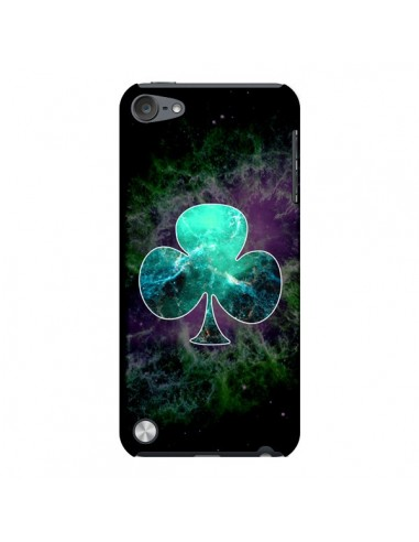 Coque Nebula Club Trèfle Galaxie pour iPod Touch 5 - Jonathan Perez