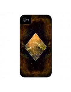 Coque Nebula Diamond Diamant Galaxie pour iPhone 4 et 4S - Jonathan Perez