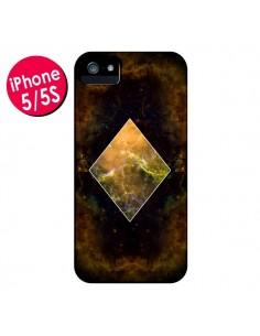 Coque Nebula Diamond Diamant Galaxie pour iPhone 5 et 5S - Jonathan Perez