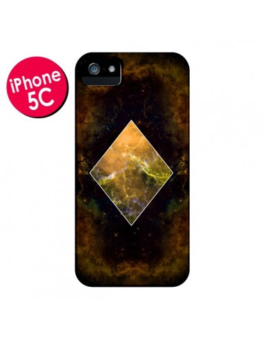Coque Nebula Diamond Diamant Galaxie pour iPhone 5C - Jonathan Perez