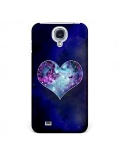 Coque Nebula Heart Coeur Galaxie pour Samsung Galaxy S4 - Jonathan Perez