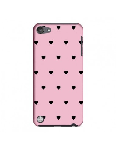 Coque Coeurs Roses pour iPod Touch 5 - Jonathan Perez