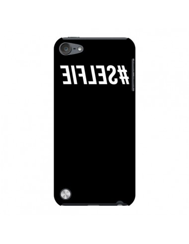 Coque Hashtag Selfie Noir Inversé pour iPod Touch 5 - Jonathan Perez