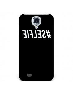 Coque Hashtag Selfie Noir Inversé pour Samsung Galaxy S4 - Jonathan Perez