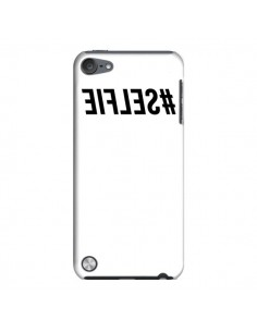 Coque Hashtag Selfie Blanc Inversé pour iPod Touch 5 - Jonathan Perez