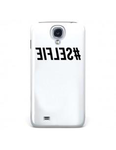 Coque Hashtag Selfie Blanc Inversé pour Samsung Galaxy S4 - Jonathan Perez
