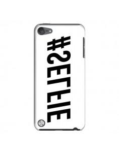 Coque Hashtag Selfie Blanc Inversé Horizontal pour iPod Touch 5 - Jonathan Perez