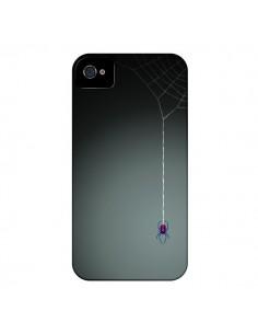 Coque Spider Man pour iPhone 4 et 4S - Jonathan Perez