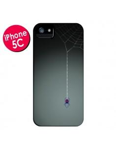 Coque Spider Man pour iPhone 5C - Jonathan Perez