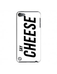 Coque Say Cheese Smile Blanc pour iPod Touch 5 - Jonathan Perez