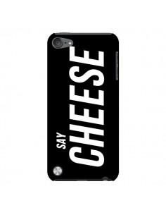 Coque Say Cheese Smile Noir pour iPod Touch 5 - Jonathan Perez