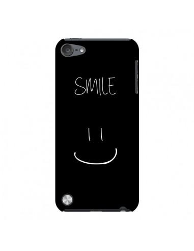 Coque Smile Souriez Noir pour iPod Touch 5 - Jonathan Perez