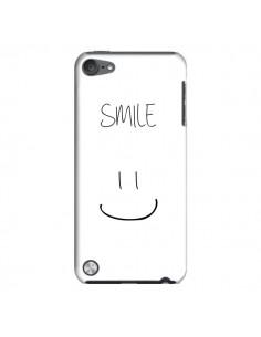 Coque Smile Souriez Blanc pour iPod Touch 5 - Jonathan Perez