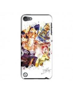 Coque Audrey Hepburn pour iPod Touch 5 - Brozart