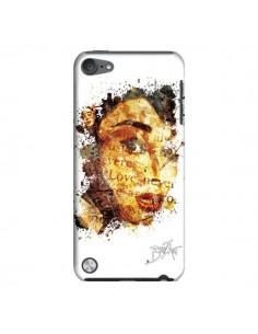 Coque Audrey Hepburn Portrait pour iPod Touch 5 - Brozart