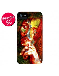 Coque Bob Marley pour iPhone 5C - Brozart