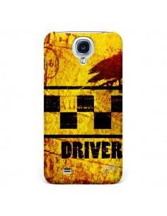 Coque Driver Taxi pour Samsung Galaxy S4 - Brozart