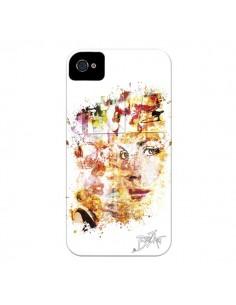 Coque Grace Kelly pour iPhone 4 et 4S - Brozart