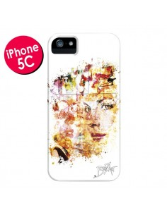 Coque Grace Kelly pour iPhone 5C - Brozart