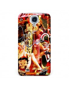 Coque Jessica Rabbit Betty Boop pour Samsung Galaxy S4 - Brozart