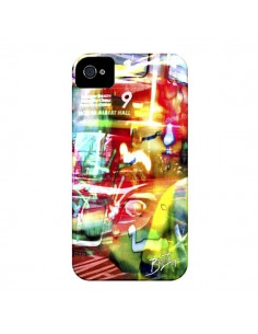 Coque London Bus pour iPhone 4 et 4S - Brozart