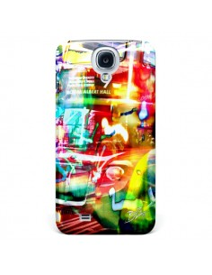 Coque London Bus pour Samsung Galaxy S4 - Brozart