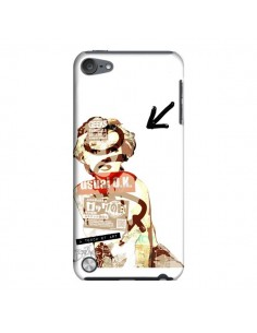 Coque Marilyn Monroe Touch of Art pour iPod Touch 5 - Brozart