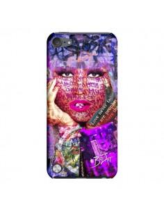 Coque Niki Minaj Chanteuse pour iPod Touch 5 - Brozart
