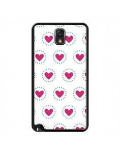 Coque Coeur Cercle pour Samsung Galaxy Note III - Jonathan Perez