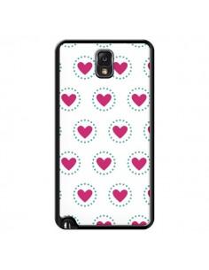 Coque Coeur Cercle pour Samsung Galaxy Note III - Jonathan Perez