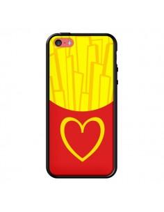 Coque Frites McDo pour iPhone 5C - Jonathan Perez