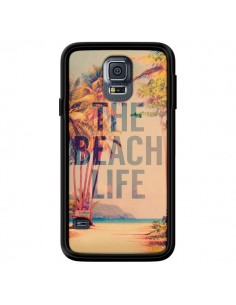 Coque The Beach Life Summer pour Samsung Galaxy S5 - Mary Nesrala