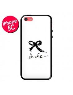 Coque Be Chic Noeud Papillon pour iPhone 5C - Léa Clément