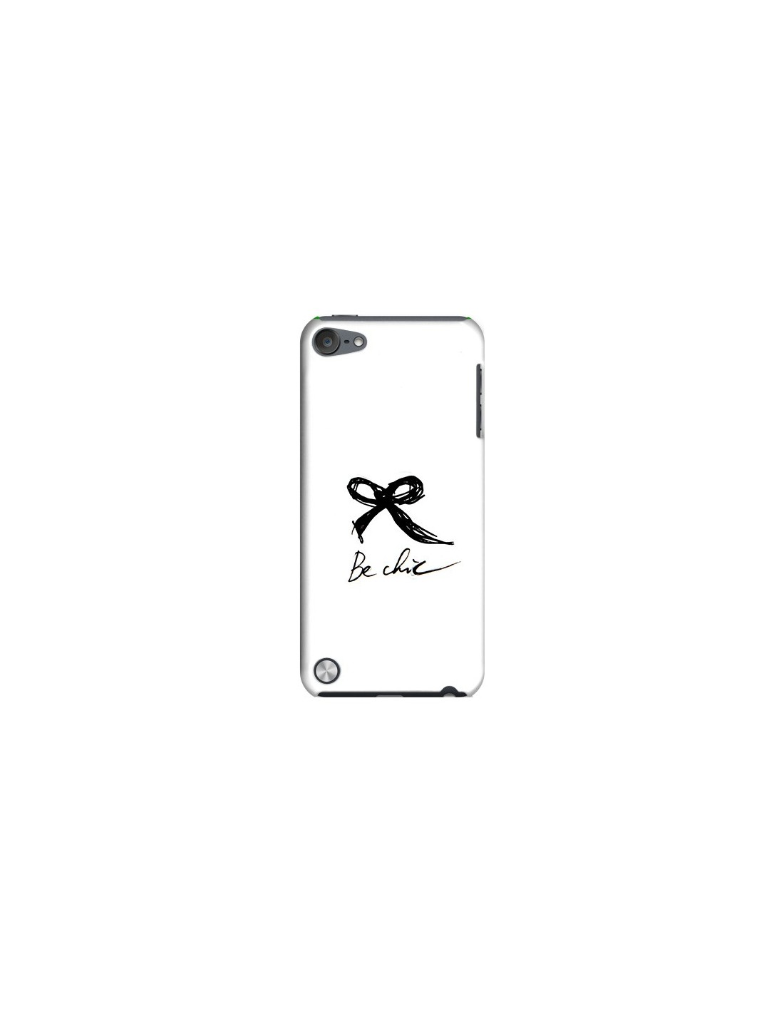 coque be chic noeud papillon pour ipod touch 5