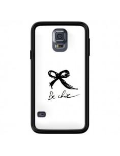 Coque Be Chic Noeud Papillon pour Samsung Galaxy S5 - Léa Clément