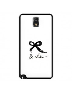 Coque Be Chic Noeud Papillon pour Samsung Galaxy Note III - Léa Clément