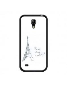Coque Paris is always a good idea pour Samsung Galaxy S4 Mini - Léa Clément