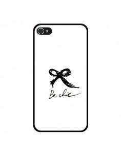 Coque Be Chic Noeud Papillon pour iPhone 4 et 4S - Léa Clément