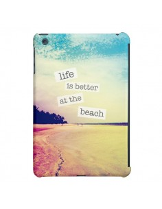Coque Life is better at the beach Ete Summer Plage pour iPad Air - Mary Nesrala