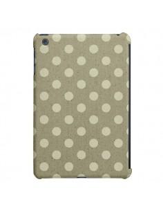 Coque Pois Polka Camel pour iPad Air - Mary Nesrala