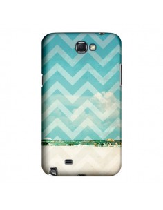 Coque Chevron Beach Dreams Triangle Azteque pour Samsung Galaxy Note III - Mary Nesrala