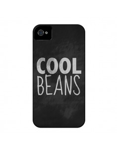 Coque Cool Beans pour iPhone 4 et 4S - Mary Nesrala