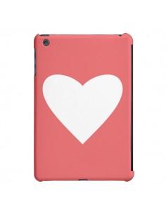 Coque Coeur Corail pour iPad Air - Mary Nesrala