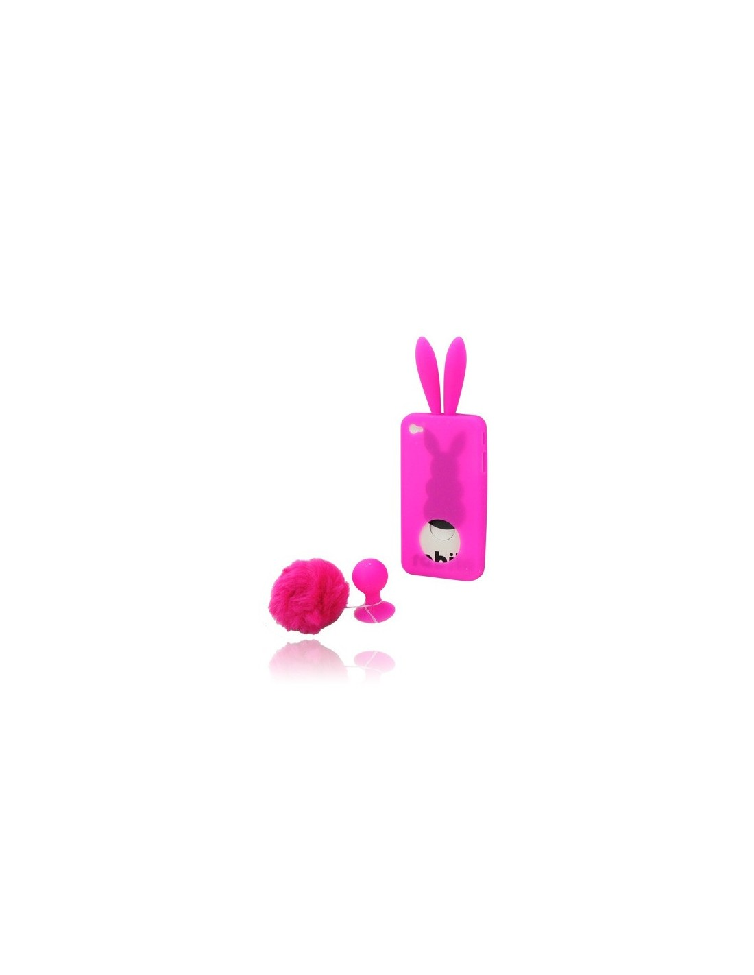 Coque Iphone S Silicone Lapin