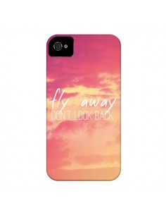 Coque Fly Away pour iPhone 4 et 4S - Mary Nesrala