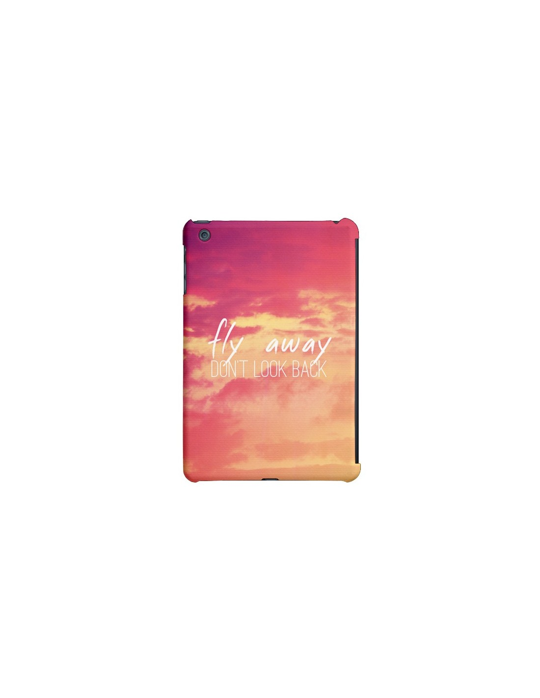 coque fly away pour ipad air mary nesrala. Black Bedroom Furniture Sets. Home Design Ideas