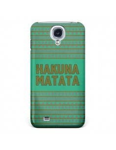 Coque Hakuna Matata Roi Lion pour Samsung Galaxy S4 Mini - Mary Nesrala