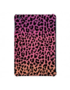 Coque Leopard Hot Rose Corail pour iPad Air - Mary Nesrala